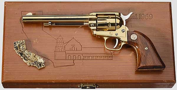 Colt SAA Frontier Scout, Commemorative
