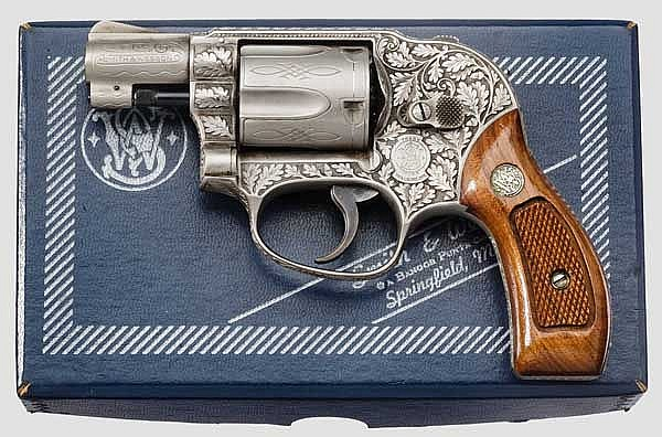 Smith & Wesson Mod. 49,