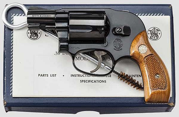 Smith & Wesson Mod. 38,