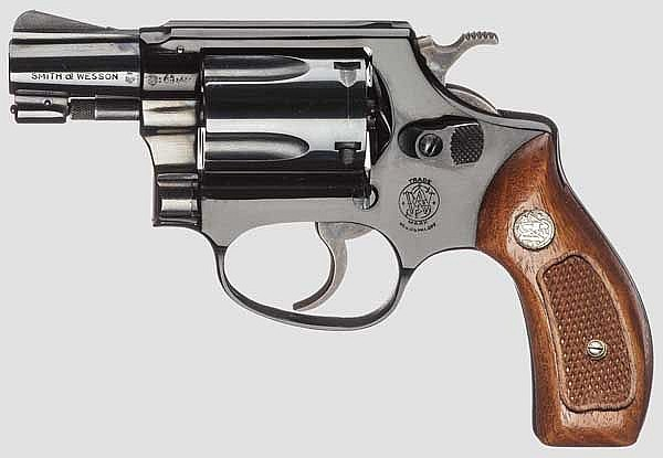 Smith & Wesson Mod. 37,