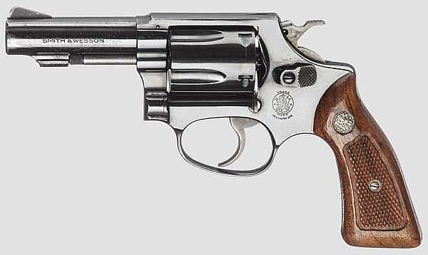 Smith & Wesson Mod. 36-1,