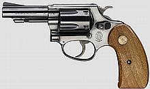 Smith & Wesson Mod. 36, mit Holster
