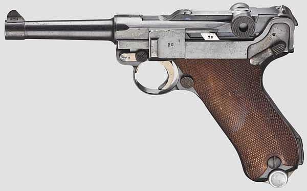 A Parabellum Mauser Banner 1936, Commercial