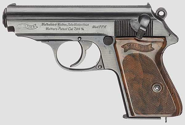 Walther PPK, ZM