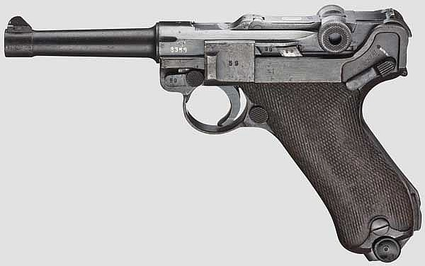A Parabellum Mauser Banner 42, Commercial