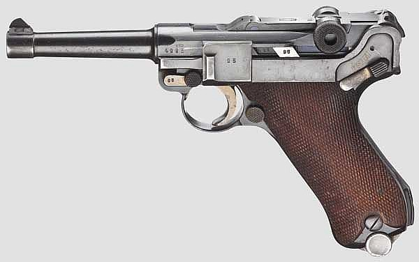A Parabellum Mauser Banner 1937, Commercial