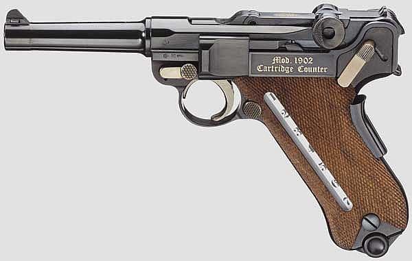Parabellum Mauser, Erinnerungsmodell