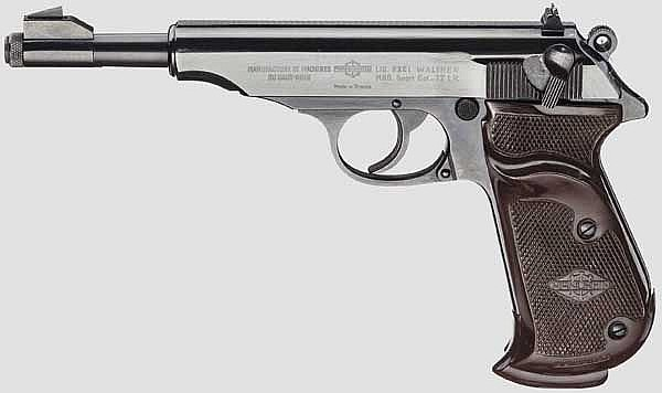 Walther-Manurhin PP Sport