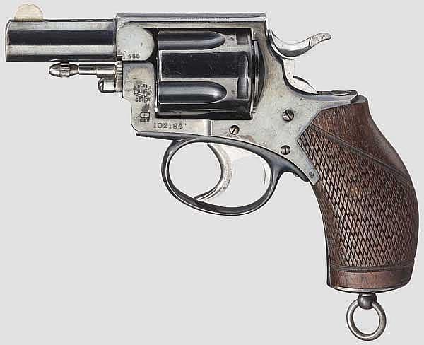 Webley R.I.C. Mod. 83