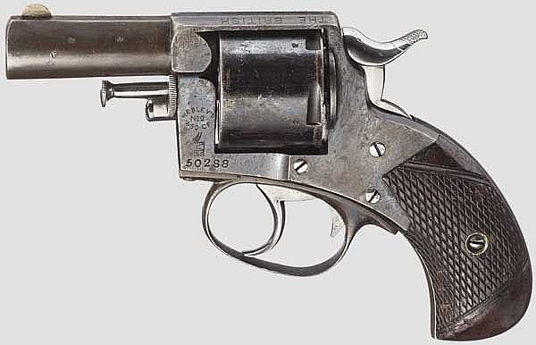 Webley No. 2, The British Bull Dog