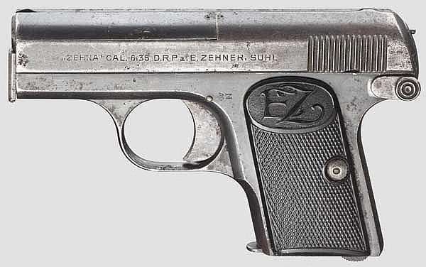 Pistole Zehna