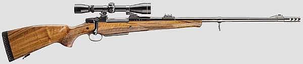 Repetierbüchse CZ 550 Magnum, mit ZF Leupold