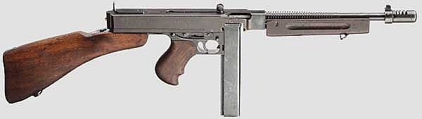SL-Büchse, Thompson SA28, Transarms