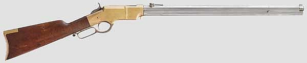 A Henry Rifle, Army