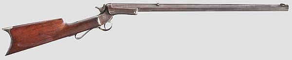 Stevens break-open rifle