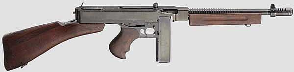 SL-Büchse MP Thompson, Mod. 1928 A1, LDT
