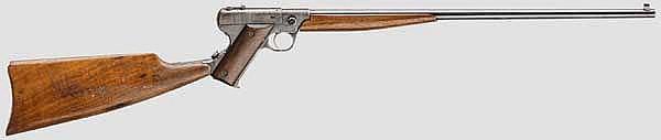 Fiala Arms Target Pistol