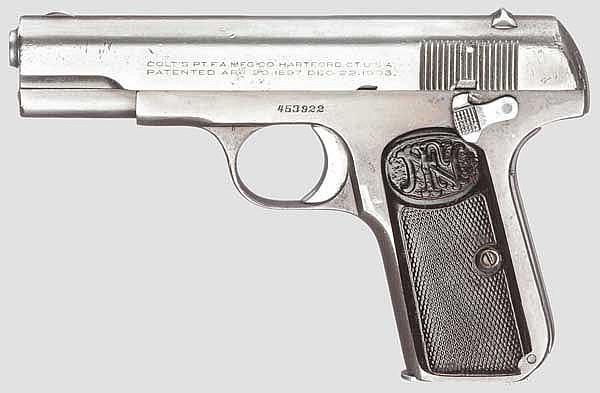 Colt Pocket Mod. 1903 Hammerless