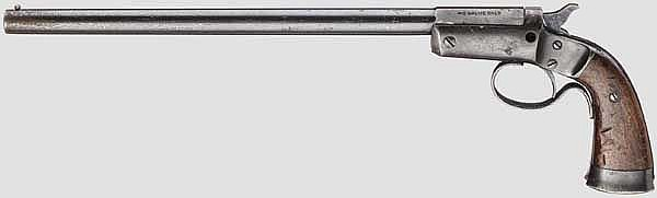 Stevens Auto Shot No. 35 Pistol