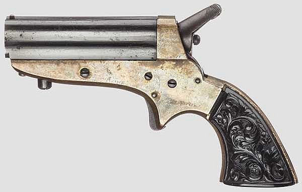 Sharps New Derringer, Uberti