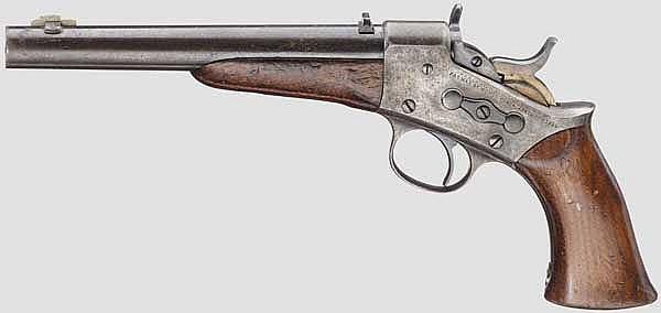 Remington Army-Framed Target Model 1887