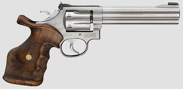 Smith & Wesson Mod. 617,