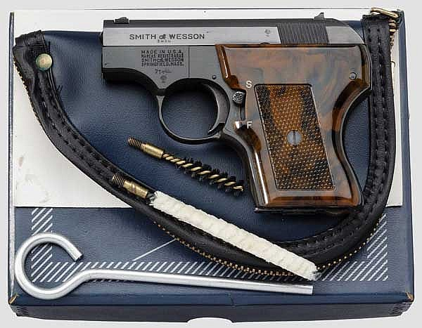 Smith & Wesson Mod. 61-2,