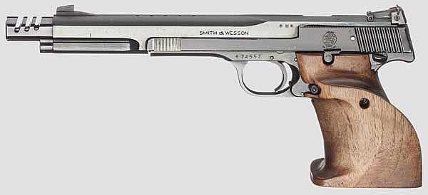 Smith & Wesson Mod. 41-1,
