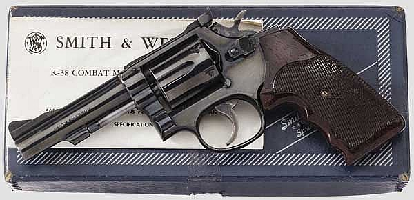 Smith & Wesson Mod. 15-4,