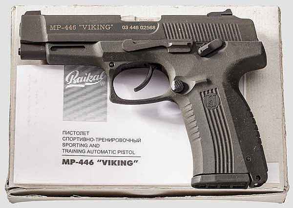 MP-446 Viking, im Karton