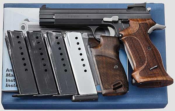 SIG P 210-5 Target, Heavy Frame