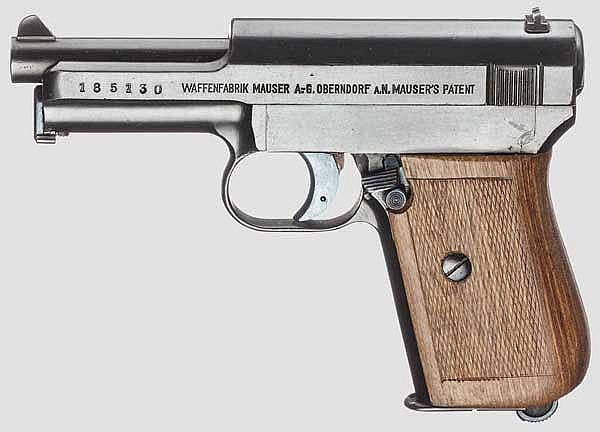 Mauser Mod. 14,