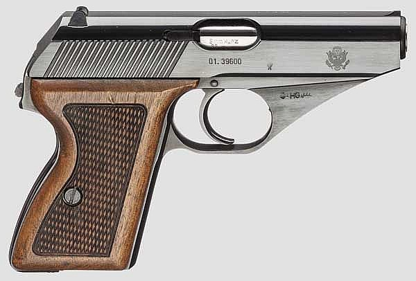 Mauser Mod. HSc, American Eagle