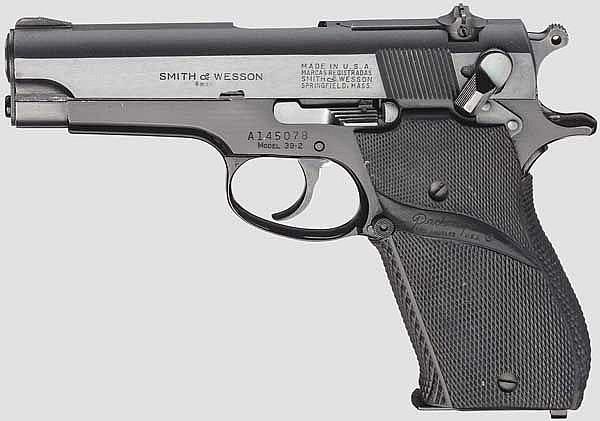 Smith & Wesson Mod. 39-2,
