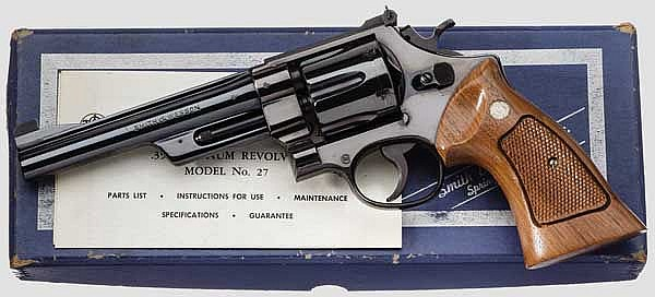 Smith & Wesson Mod. 27,