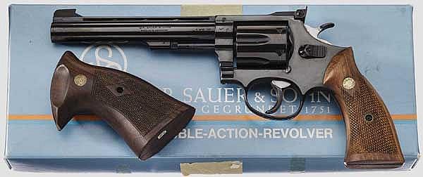 Sauer & Sohn Mod. S R 3, im Karton