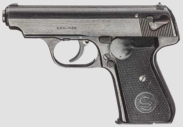 Sauer & Sohn Mod. 38