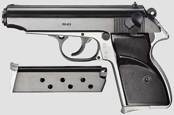 Pistole PA 63