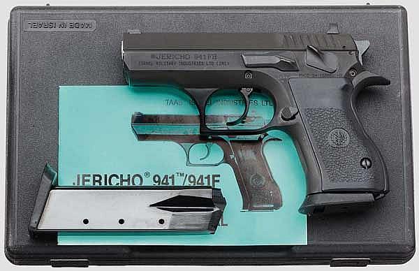 Jericho Mod. 941 FB (