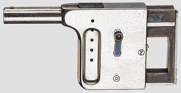 Handdruckpistole No. 1, Gaulois