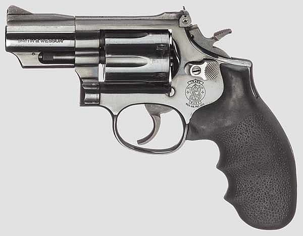 Smith & Wesson, Mod. 19-6,