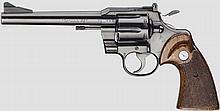 Colt Trooper Model Revolver, mit Holster