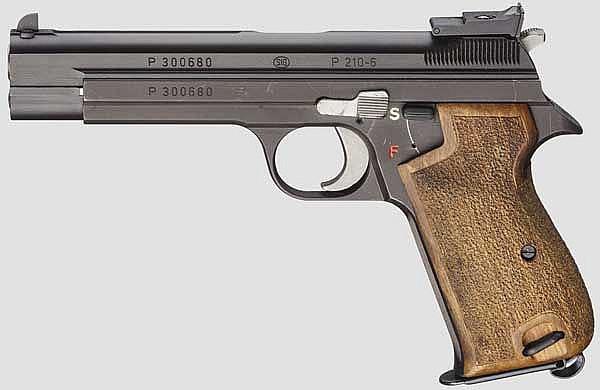 SIG Mod. 210-6