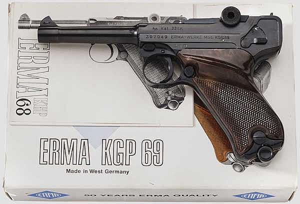 Erma Mod. KGP 69, im Karton