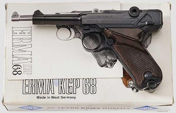 Erma Mod. KGP 68, im Karton