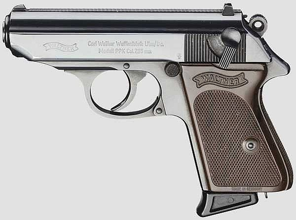 Walther PPK, Ulm