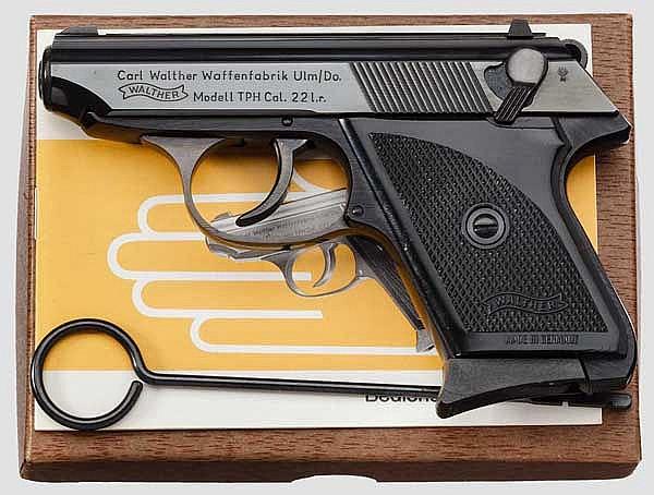 Walther TPH, im Karton