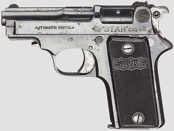 Star Mod. 1919 Pocket, um 1920