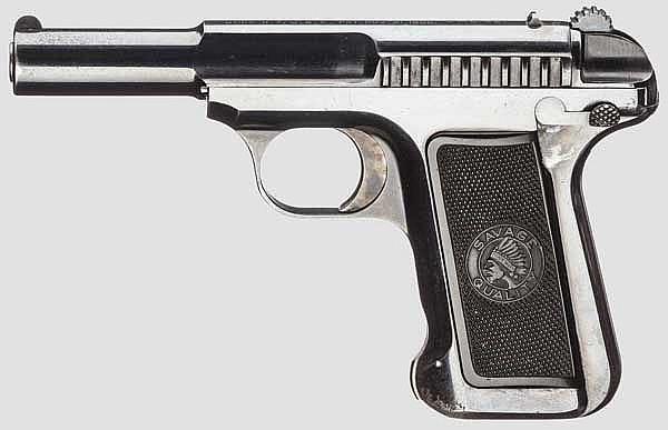 Savage Mod. 1907-10, 1. Modifikation
