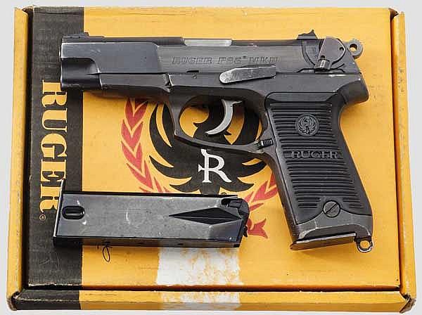 Ruger P 85 MK II, im Karton